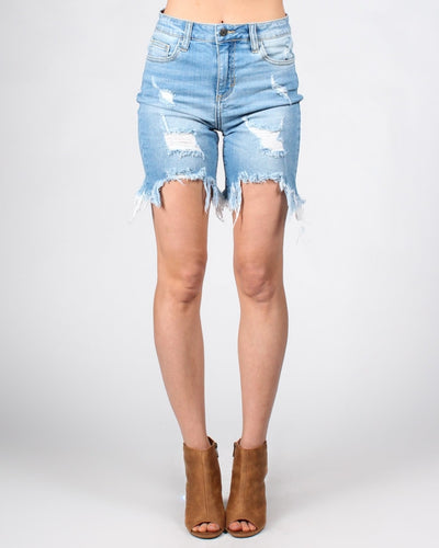 The Havana Bermuda Shorts S / Light Bottoms