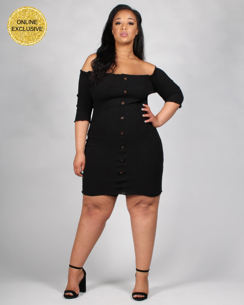 Plus Size Dresses on Sale | Trendy Plus Size Dresses | Shop Q Inc.