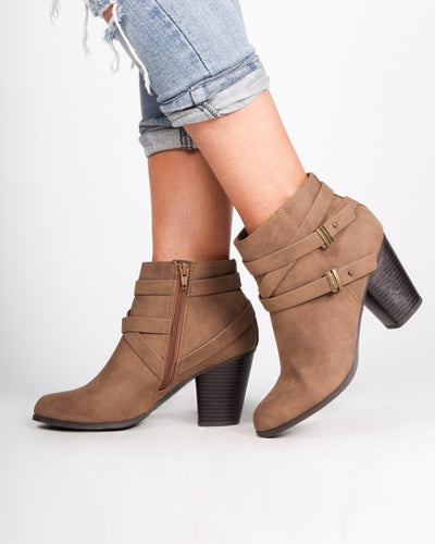 Fashion Q Shop Q The Memphis Booties Shoes UNDINE-S