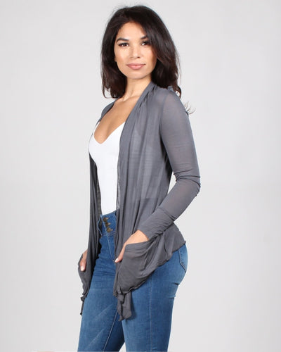The Michelle Cardigan Outerwear