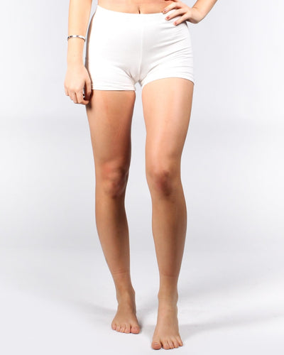 The Mind Over Matter Shorts S / White