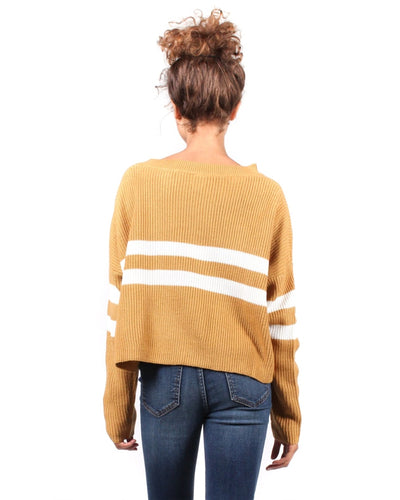 The Parallel Universe Striped Sweater