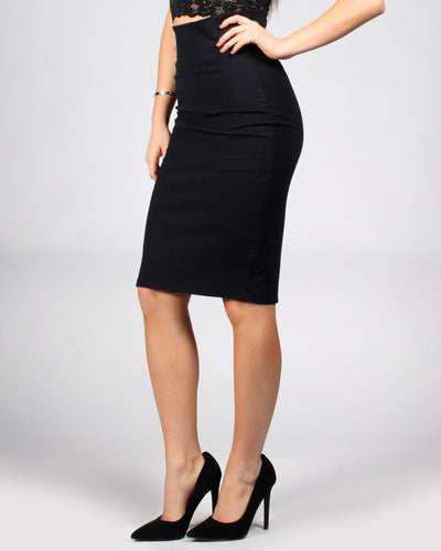 The Perfect Storm Pencil Skirt Bottoms