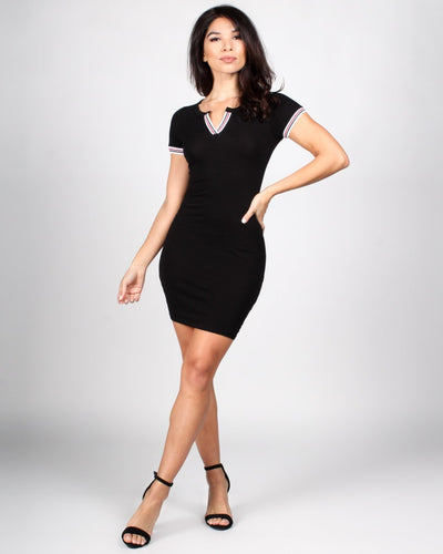 The Plastic Girl Bodycon Dress Dresses