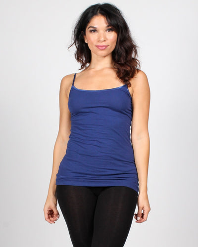 The Slumber Party Tank S / Cobalt