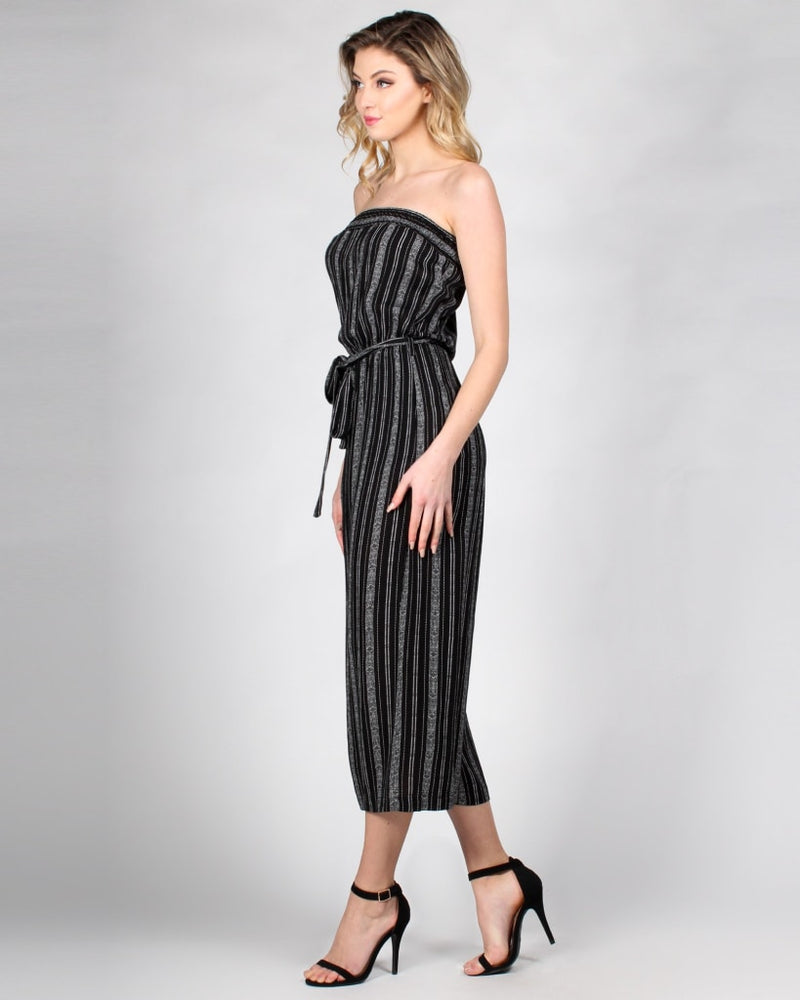 The Sweet Life Jumpsuit S / Black