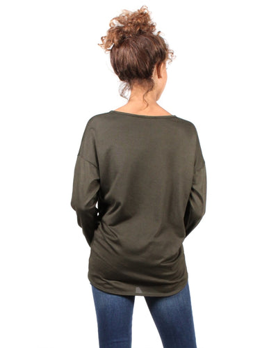 The Twister Revolution Long Sleeve Top