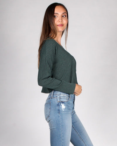 The Unstoppable Long Sleeve Top