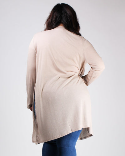 The Verve Of Life Cardigan Top