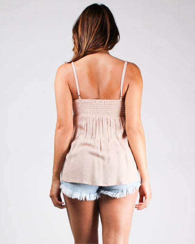 The Vie Boheme Boho Tank Tops