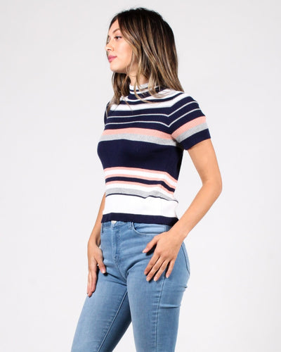 The You Cant Stripe This Striped Top