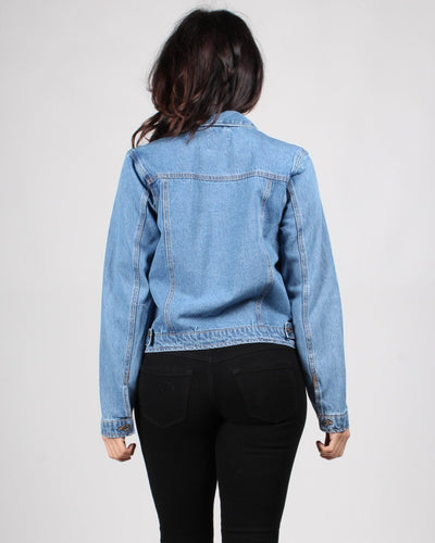 Total Eclipse Of The Heart Denim Jacket Outerwear