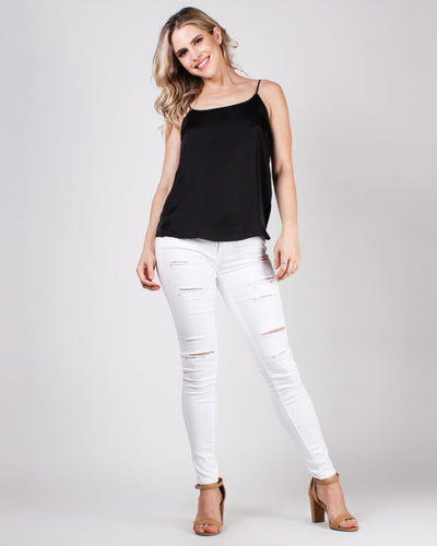 Totally Obsessed Cami Blouse Tops