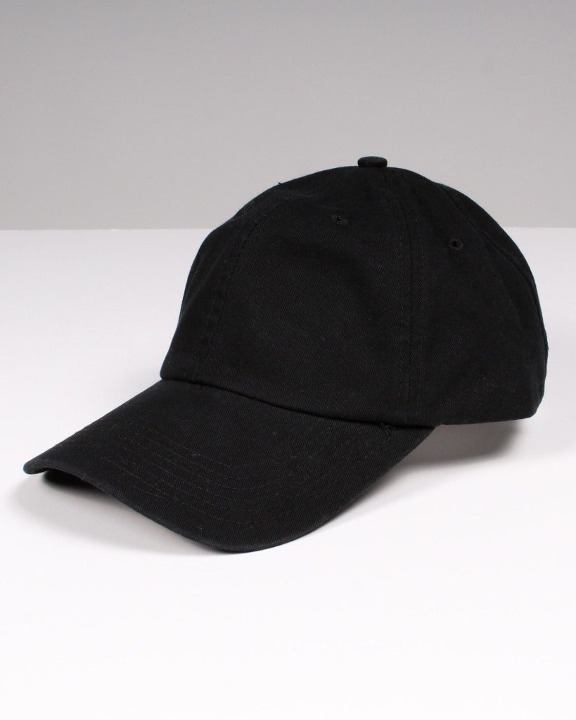Treasure Baseball Cap One / Black Hat