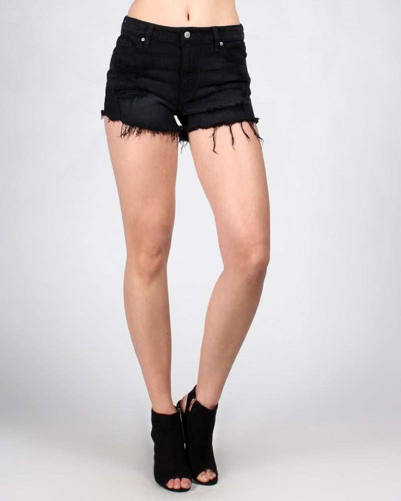 Up For An Adventure Shortie Shorts Bottoms