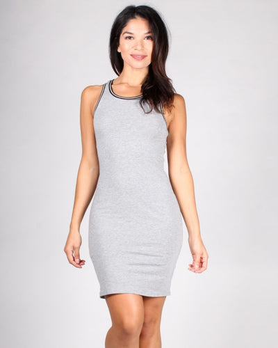We Belong Together S / Heather Grey Dresses