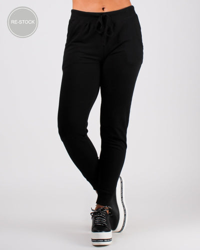 Work Me Out Jogger Pants Black / S