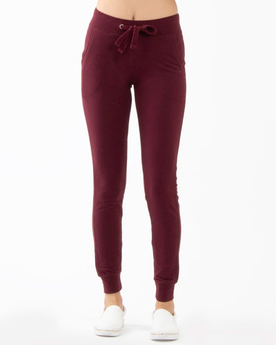 Work Me Out Jogger Pants S / Burgundy