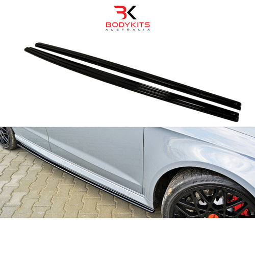 SIDE SKIRTS AUDI RS3 8VA SPORTBACK PRE-FACELIFT (2015-2016)