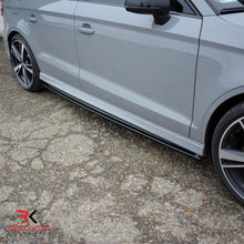 SIDE SKIRT AUDI RS3 8V FACELIFT SEDAN (2017+)