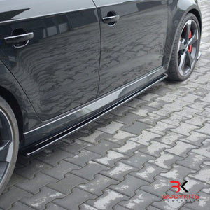 RACING SIDE SKIRTS AUDI RS3 8V FACELIFT SPORTBACK (2017-2019)