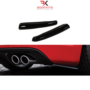 REAR SIDE SPLITTERS AUDI S3 8V SPORTSBACK (2013-2016)