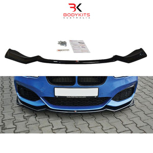 FRONT SPLITTER V.2 BMW 1 F20/F21 M-POWER FACELIFT (2015-2019)
