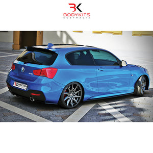 REAR SIDE SPLITTER V.1 BMW 1 F20/F21 M-POWER FACELIFT (2015-2019)