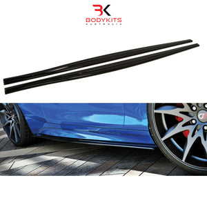 SIDE SKIRTS DIFFUSER BMW 1 F20/F21 M-POWER FACELIFT (2015-2019)