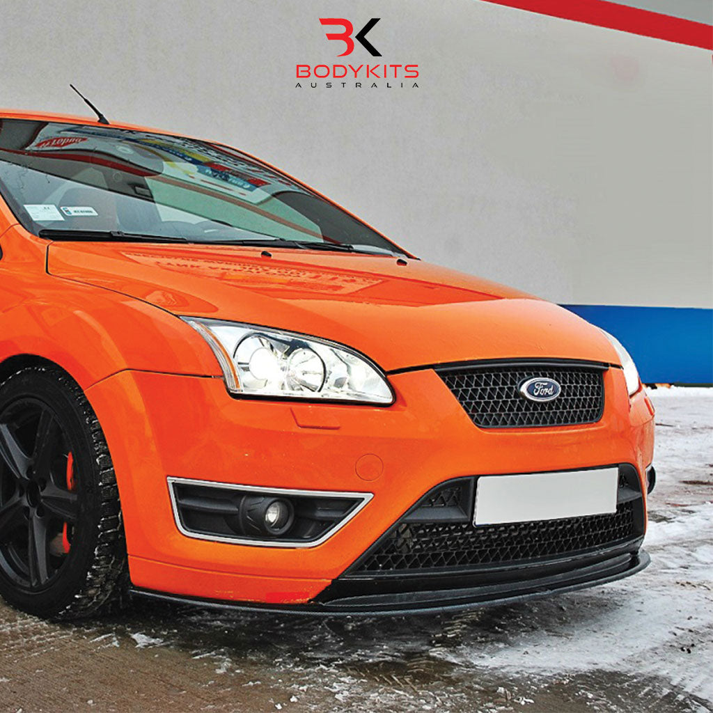 FRONT SPLITTER FORD FOCUS XR5 TURBO MK2 ST PRE-FACELIFT (2006-2007)