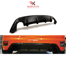 REAR DIFFUSER FORD FOCUS XR5 TURBO MK2 ST PRE-FACELIFT (2006-2007)
