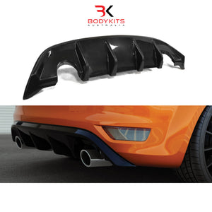 REAR DIFFUSER FORD FOCUS XR5 TURBO MK2.5 ST FACELIFT (2008-2011)