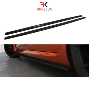 SIDE SKIRTS FORD FOCUS XR5 TURBO MK2.5 ST FACELIFT (2008-2011)
