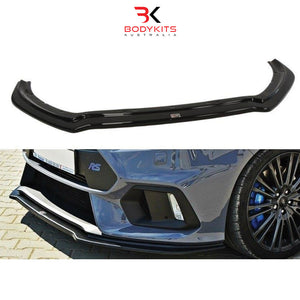 FRONT SPLITTER V.4 FORD FOCUS MK 3 RS (2015-2019)