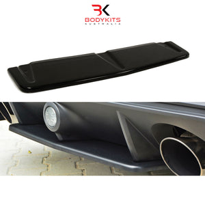 REAR SPLITTER FORD FOCUS MK 3 RS (2015-2019)