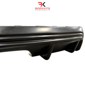 REAR DIFFUSER FORD FOCUS MK 3 ST FACELIFT (2015-2019)