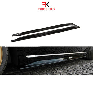 SIDE SKIRTS JEEP GRAND CHEROKEE WK2 SUMMIT FACELIFT (2014-2019)