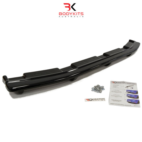 CENTRAL REAR SPLITTER MAZDA 3 MPS BL MK2 (2009-2012)