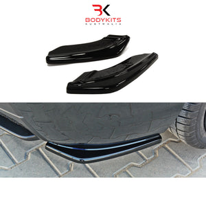 REAR SIDE SPLITTER MAZDA 3 MPS BK MK1 PRE-FACELIFT (2006-2008)