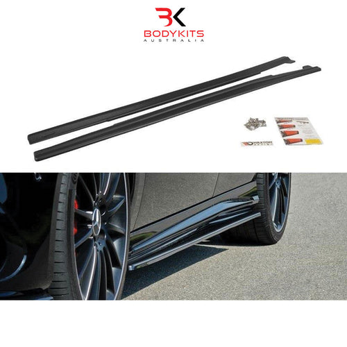 SIDE SKIRTS MERCEDES A45 W176 AMG FACELIFT (2016-2018)