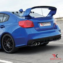 REAR CENTRAL SPLITTER IMPREZA MK4 WRX STI (2015-2017)
