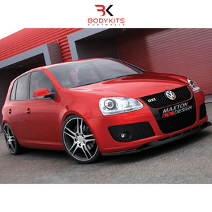 FRONT SPLITTER VW GOLF MK5 GTI (2006-2009)