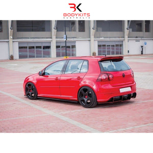 REAR DIFFUSER VW GOLF MK5 R32 (2003-2008)
