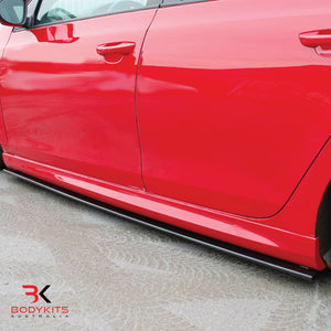 SIDE SKIRTS VW GOLF MK6 R (2008-2012)