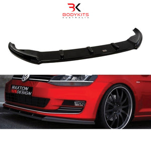 FRONT SPLITTER VW GOLF MK7 TSI PRE-FACELIFT (2012-2017)