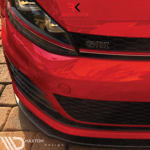 FRONT SPLITTER V.1 VW GOLF MK7 GTI PRE-FACELIFT (2012-2017)