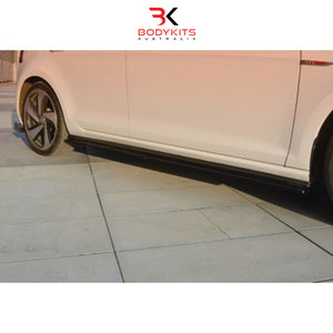 SIDE SKIRTS DIFFUSERS VW GOLF MK7 / MK7.5 GTI