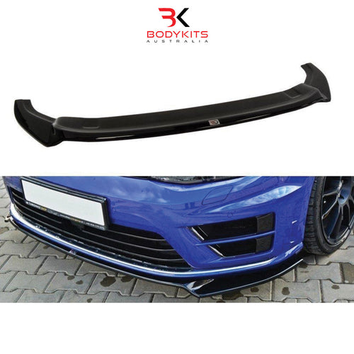 FRONT SPLITTER V.2 VW GOLF MK7 R PRE-FACELIFT (2013-2017)