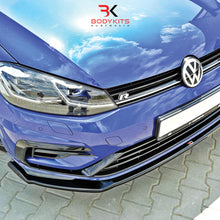 FRONT SPLITTER V.2 VW GOLF MK7.5 R FACELIFT (2017+)