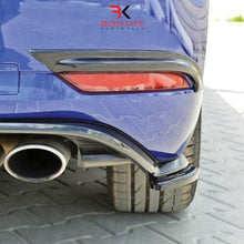 REAR SIDE SPLITTERS VW GOLF MK7.5 R FACELIFT (2017+)